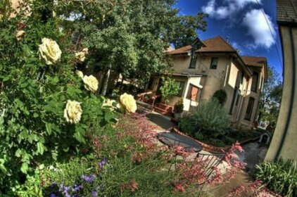 Queen Anne Bed And Breakfast Denver