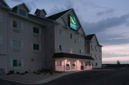 Quality Inn and Suites Dixon Illinois
