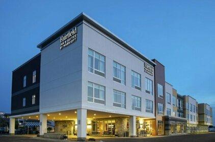 Fairfield Inn & Suites By Marriott Duluth Waterfront