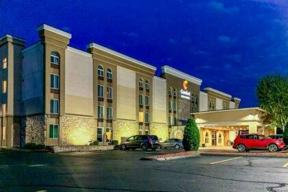 Comfort Inn and Suites East Hartford