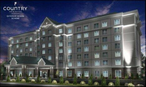 Country Inn & Suites by Radisson Newark Airport NJ