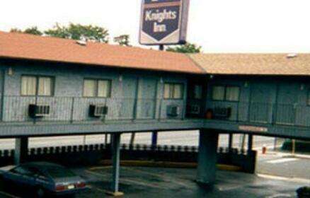 Knights Inn Newark Airport-Elizabeth