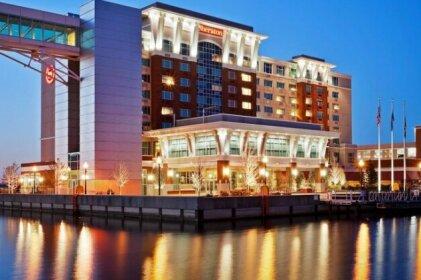 Sheraton Hotel Erie Bayfront