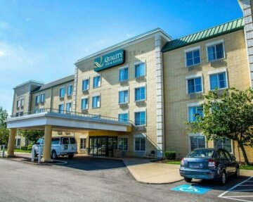 Quality Inn and Suites CVG Airport
