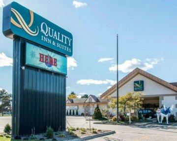 Quality Inn & Suites Escanaba