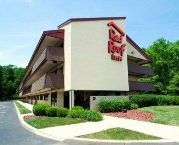 Red Roof Inn Dayton-Fairborn Nutter Center