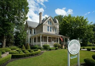 The Historic Morris Harvey House