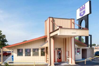 Knights Inn Fayetteville - Fort Bragg