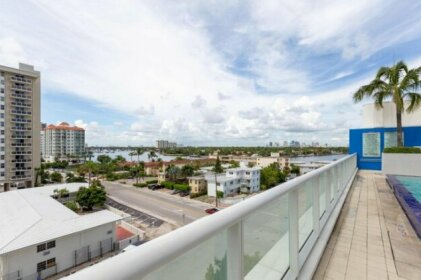 Upscale Condo Hotel in Fort Lauderdale Beach Apartments