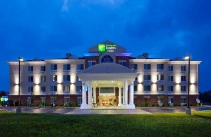 Holiday Inn Express Hotel & Suites Franklin Franklin