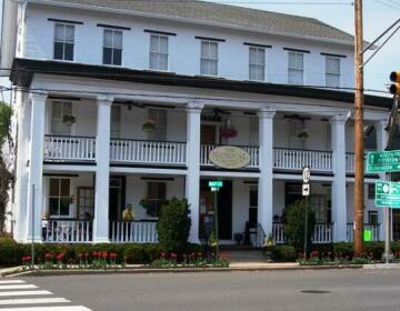 The National Hotel Frenchtown