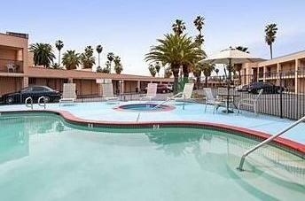 Park Lawn Hotel Fresno