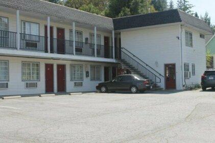 Stagecoach Motel Grass Valley