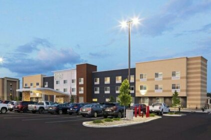 Fairfield Inn & Suites by Marriott Indianapolis Greenfield