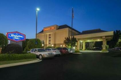 Hampton Inn Greenwood Greenwood