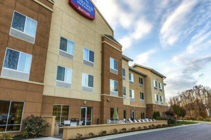 Fairfield Inn & Suites by Marriott Harrisburg West/New Cumberland