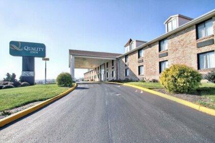 Quality Inn Riverview Enola Harrisburg