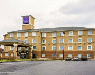Sleep Inn & Suites Harrisburg -Eisenhower Boulevard