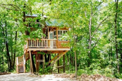 The Cottage Treehouses