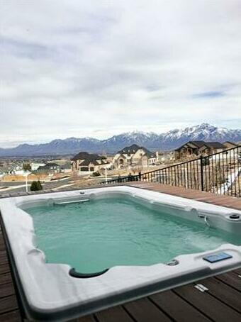 Spa With An Amazing View Villa