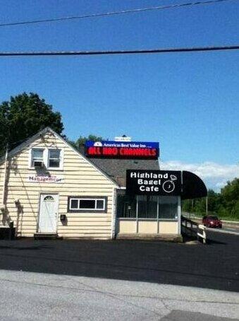 Americas Best Value Inn-Highland/Poughkeepsie