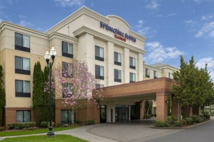SpringHill Suites by Marriott Portland Hillsboro