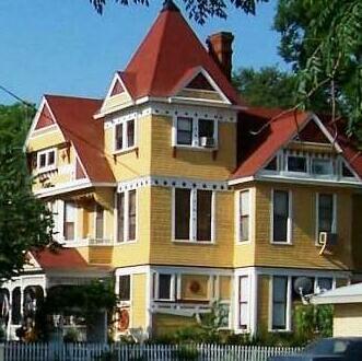 1895 Tarlton House Bed & Breakfast Hillsboro Texas