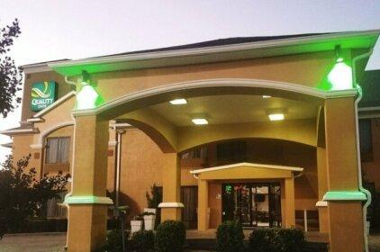 Quality Inn Hillsboro TX