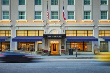 The Lancaster Hotel Houston