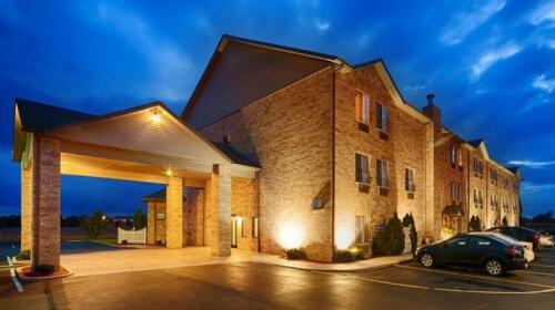 Best Western Plus Howe Inn