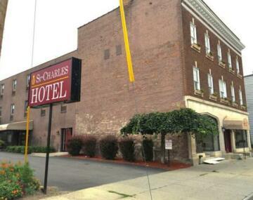 St Charles Hotel - Hudson