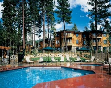 Hyatt Residence Club Lake Tahoe High Sierra Lodge