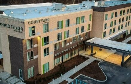 Courtyard by Marriott Indianapolis West-Speedway