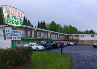 Cedars Motel Ironwood