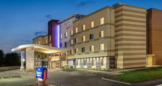 Fairfield Inn & Suites by Marriott Jackson