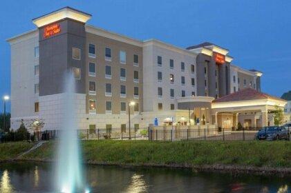Hampton Inn and Suites Jacksonville/Orange Park FL