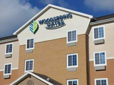 WoodSpring Suites Jacksonville I-95 North