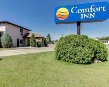 Comfort Inn Jamestown ND