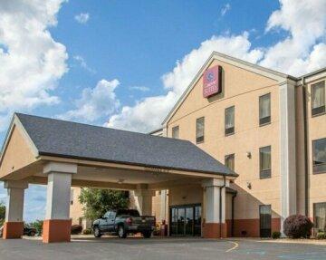 Comfort Suites - Jefferson City