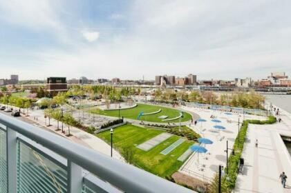 Sky City Apartments at Riverfront North