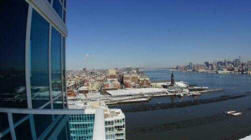Ultra Modern Suites Facing Manhattan Skyline Jersey City