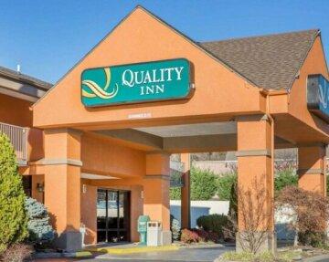 Quality Inn Johnson City Johnson City