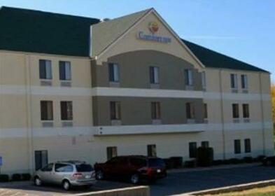 Comfort Inn I-70 Near Kansas Speedway
