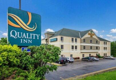 Quality Inn I-70 Near Kansas Speedway