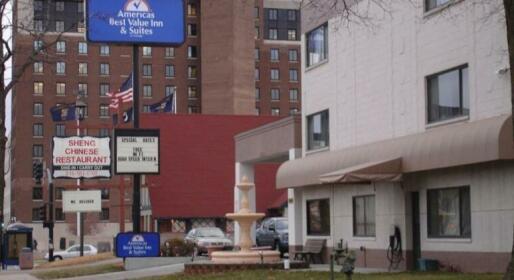 Americas Best Value Inn & Suites - Kansas City/Downtown
