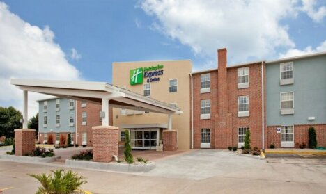 Holiday Inn Express Hotel & Suites North Kansas City