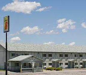 Super 8 Motel Kimball South Dakota