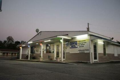 Frontier Motel Kingdom City