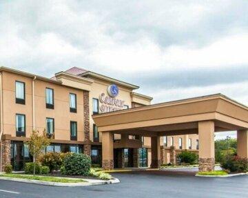 Comfort Suites Knoxville West - Farragut