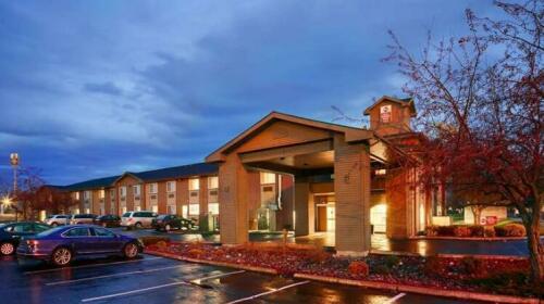 Best Western Plus Rama Inn & Suites La Grande